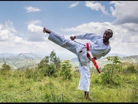 #Kwibuka26: Rwari urugamba rukomeye, Maitre SINZI arokora Abatutsi 118 yifashishije Karate