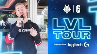 Logitech G LVL T๐ur with Pengu | G2 Rainbow Six Siege
