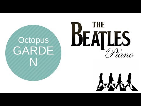How to REALLY PLAY Octopus´s Garden Piano Tutorial Isack Aik Morsa