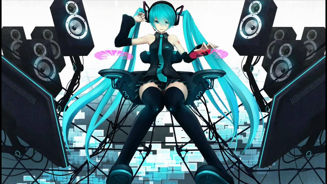 Vocaloid2 Hatsune Miku Light Song Remix Hd Mp3 Youtube