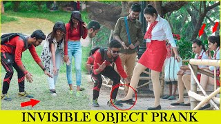 Invisible Object Prank on Girls II Pranks in India II JSM Brothers ft. Funday Pranks