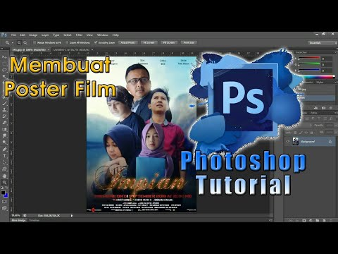 Tamil Film Poster Look Photoshop Tutorial