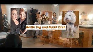 Berlin Tag und Nacht DREH Vlog ! KOMMT MIT ZUM SET