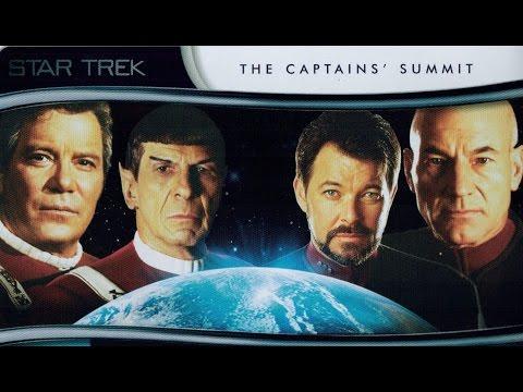 Star Trek: The Captain's Summit 2009 HD