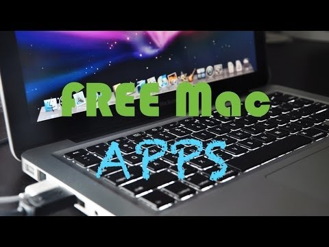 How to download FREE apps from the Mac App Store!!!