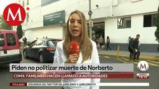 Familia De Norberto Ronquillo Pide No Politizar El Caso