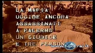 Rocco Chinnici. Strage di Via Pipitone Federico, Palermo - 29 Luglio 1983