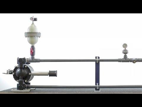 Pulsation Dampeners for AODD Pumps
