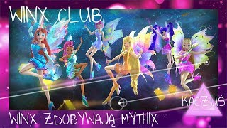 Winx Club | Winx zdobywają Mythix (GenderSwap) | Polish Fandub