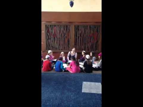 Singing at DN