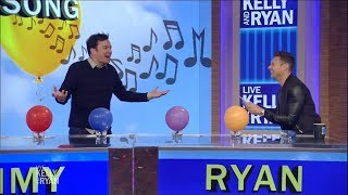 "Jimmy Fallon and Ryan Play ""Name That Song"""