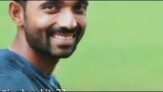 Ajinkya rahane the great wall of Indian cricket team