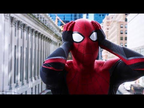 Сцена после титров | Человек-паук: Вдали от дома (2019)