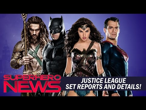 Justice League Set Report and Details