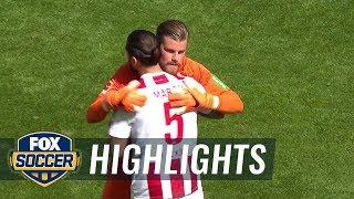 FC Koln vs. Bayern Munich | 2017-18 Bundesliga Highlights