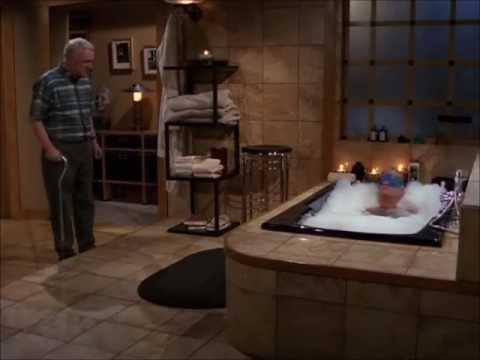 Frasier In The Bath Youtube