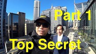 Top Secret Project Part One