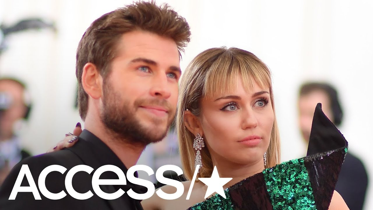 Miley Cyrus And Liam Hemsworth Splitting Up After 8 Months Of Marriage