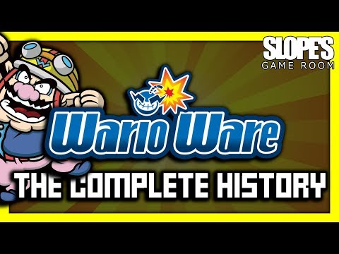 WarioWare: The Complete History - SGR
