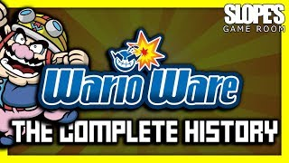WarioWare: The Complete History - SGR