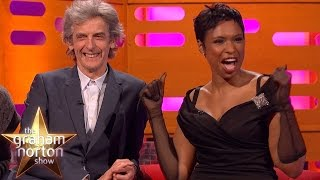 Jennifer Hudson Recently Won $75 at a Karaoke Contest | The Graham Norton Show