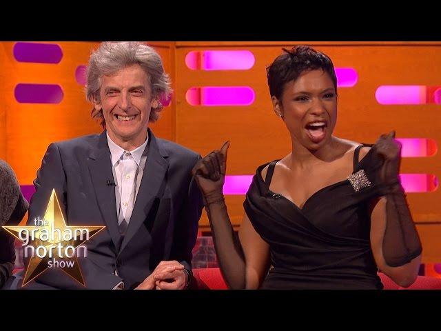 Jennifer Hudson Recently Won $75 at a Karaoke Contest   The Graham Norton Show