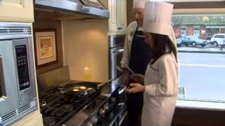 Cooking With Nicolle At Riegelmann's - Salmon Cakes Sliders