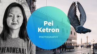 Live Photography with Pei Ketron  - 1 of 3