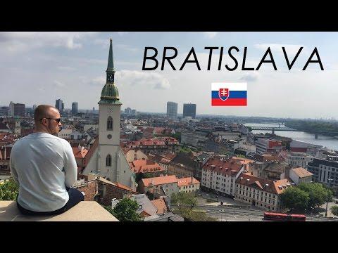 BRATISLAVA, SLOVAKIA - the best kept SECRET