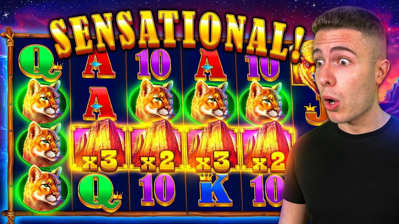 [MY BIGGEST WIN] $500 HIGH ROLL BONUS on BUFFALO KING 🦅 AyeZee Stream Highlights