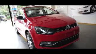 Brand New Volkswagen POLO GT Now Protected with SNASH Nano Ceramic 3 0 Package #car