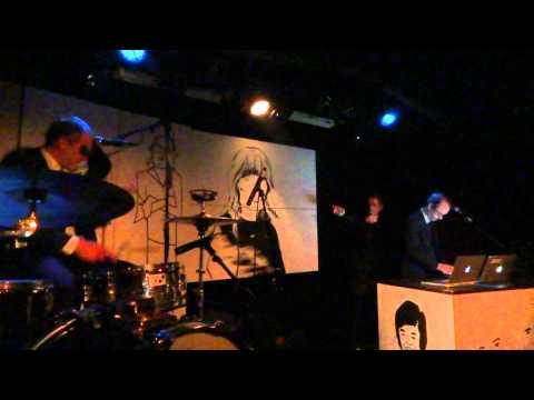Andreas Dorau - Girls in love - Live @ Indra, Hamburg - 01/2012