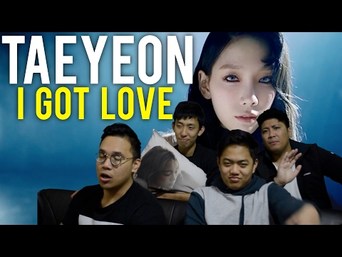 TAEYEON | I GOT LOVE MV Reaction #taebaealltheway