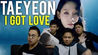 TAEYEON   I GOT LOVE MV Reaction #taebaealltheway