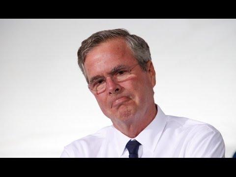 Jeb Bush to Audience: 'Please Clap'