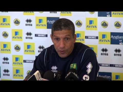 Norwich City Transfer Update from Chris Hughton