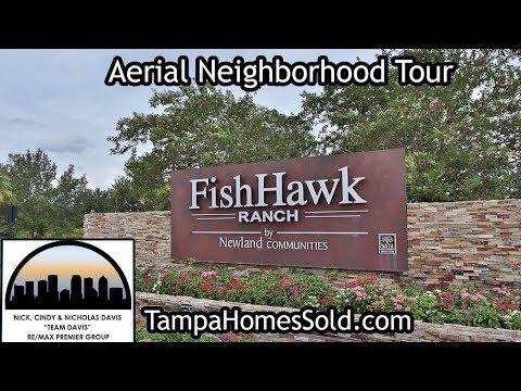 Fishhawk Ranch, Lithia, FL - Neighborhood Tour