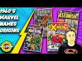 DocuSeries 14: 1960s Marvel Superhero Names Came From Older Characters by Alex Grand