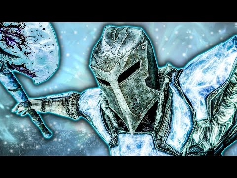 Skyrim SE Builds - The Cryomancer - Remastered Build