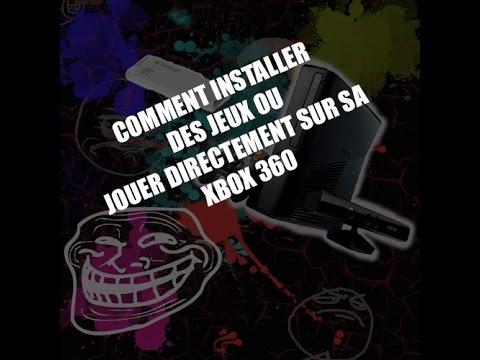 comment installer des jeux ou les jouer directement avec une cle usb sur xbox 360 youtube. Black Bedroom Furniture Sets. Home Design Ideas