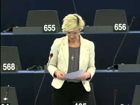 Ulla Tørnæs 10 Feb 2015 plenary speech on Promotion of employee financial participation