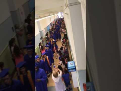 Senior Walk 2nd Floor - Disney II Magnet High School
