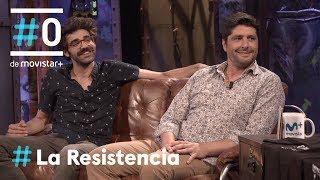LA RESISTENCIA - Entrevista a David Verdaguer y Óscar Machancoses | #LaResistencia 21.06.2018