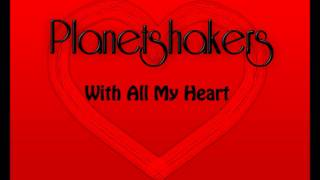 Watch Planetshakers With All My Heart video
