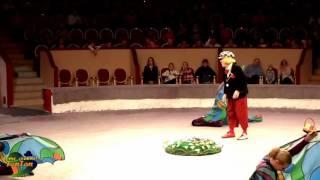 олег Попов в Цирке Чинизелли на Фонтанке  (from live)