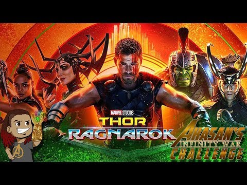 Marvel's Thor Ragnarok Live Stream ( Infinity War Challenge | Movie 17 of 18 ) #infinitywarchallenge