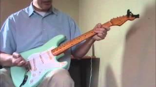 Classic Blues Guitar Licks Lesson #4  Magic Sam