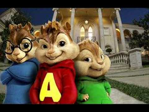 Chipmunks  Yo Excuse Me Miss