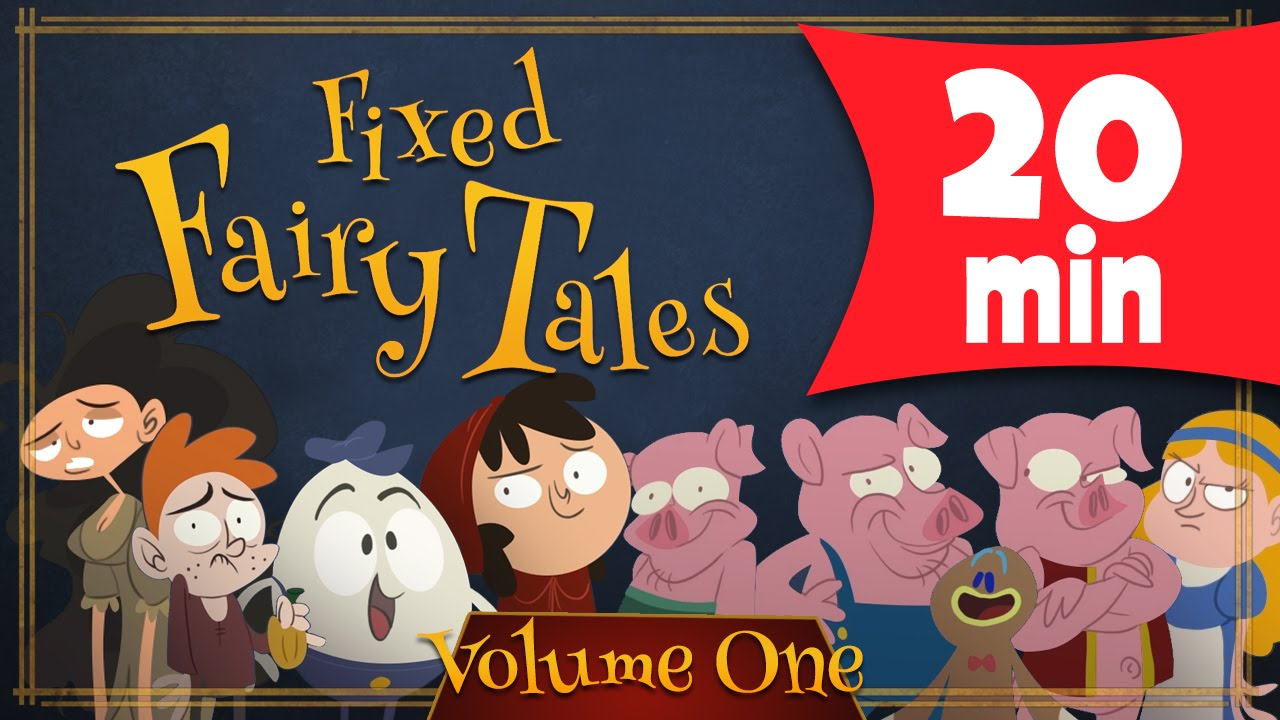 Download Fixed Fairy Tales Compilation | Three Little Pigs | Humpty Dumpty | and Lots More