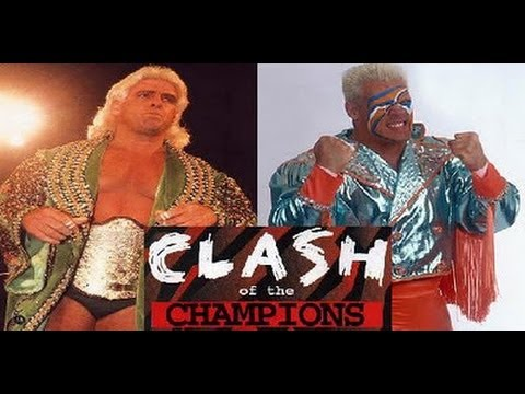 Clash Of The Champions 01 - (3-27-1988) Ric Flair Vs. Sting